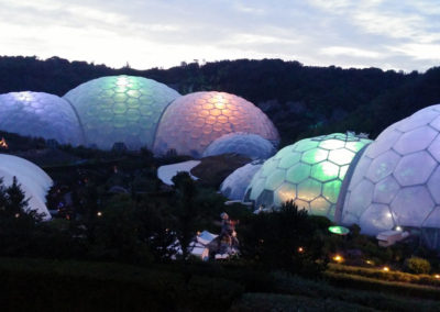 Eden-Project-at-Night
