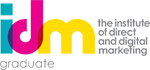IDM Graduate Logo