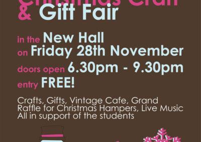 Christmas-Craft-Fair-LSFC-Flyer
