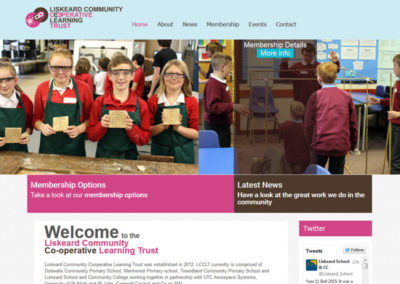 Liskeard Community Co-operative Learning Trust LCCLT