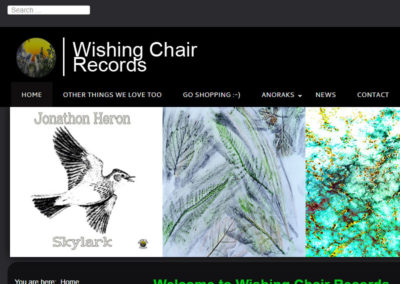 Wishing Chair Records